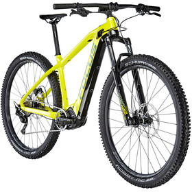 FOCUS Jam² HT 6.8 Nine E-mountainbike grøn